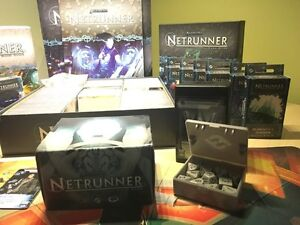 Android Netrunner The Card Game FFG