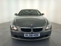 2008 BMW 635D SPORT AUTOMATIC DIESEL COUPE SERVICE HISTORY FINANCE PX WELCOME