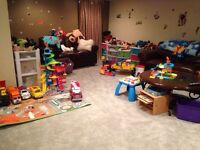 Home daycare Royalwood / island lakes/ southdale