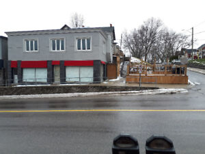 IN THE HEART OF PORT DALHOUSIE         COMERCIAL SPACE FOR LEASE