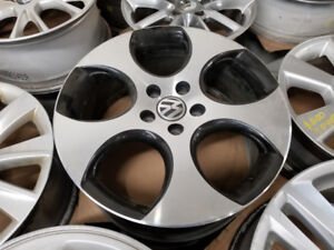 "OEM VW Golf GTI 18"" alloy rims in stock from $600 set of 4"