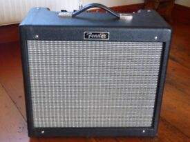 "Fender blues junior 60th anniversary 1x12"" combo"