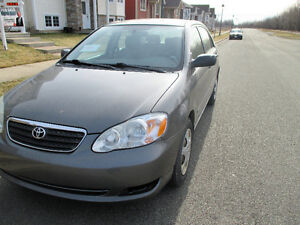 2005 Toyota Corolla CE Sedan,Lic & Inspected for The year.