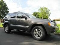 2006 Jeep Grand Cherokee 3.0CRD V6 auto Limited **LOW ROAD TAX**