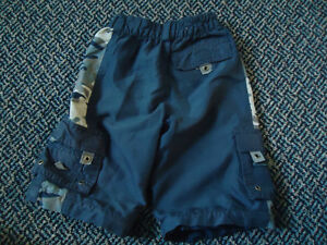 Boys size 4 Pair of Shorts With Camo Sides Kingston Kingston Area image 2