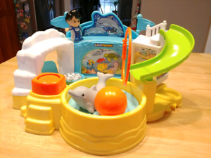 Little People Aquarium Playset