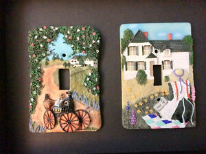 New Anne of Green Gables Light Switch Cover
