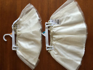 Baby B'gosh  lined skirts size 12 or 24 mths
