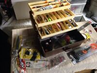 Full Fishing Tackle Box