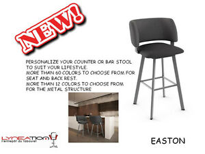 BAR STOOLS- MADE IN QUEBEC- GREAT QUALITY-GREAT PRICES