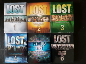 Complete Series of Lost
