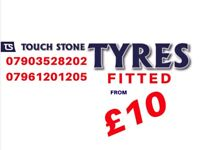 Tyres for sale - new tyres - Used tyres - PartWorn tires FITTED - part worn tyre specialist