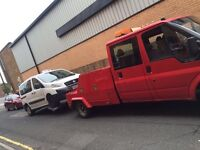Transit vans wanted running or not / mot failures what have you got ??