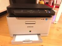 Samsung printer clx3305 for sale! Only 5 pounds!