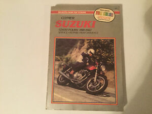1981 1982 Suzuki GS650 Fours Shop Manual GS650EX GS650GX GS650GZ