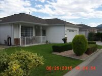 1494 sq ft rancher in gated community in penticton