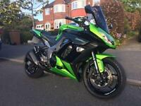 2012 - KAWASAKI Z1000SX ABS, EXCELLENT CONDITION, £6,000 OR FLEXIBLE FINANCE