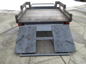 Quad, UTILITY trailer with drop gate 6x8 SHERWOOD PARK