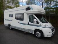 Autotrail Mohican SE 2009 4 Berth End Washroom Motorhome For Sale
