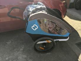 Hamax Traveller Double Bike Trailer