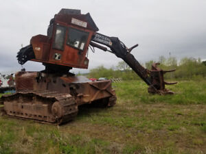 TIMBERJACK WITH SHEAR HEAD FINANCING AVAILABLE