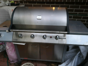 Barbecue burner and grill from aldi Sydney City Inner Sydney Preview