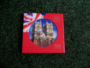 2003 United Kingdom Uncirculated Coin Set