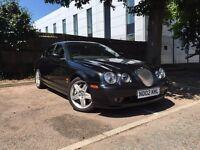 **low mile** jaguar S type R 4.2 supercharged v8