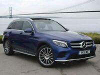 2018 Mercedes-Benz GLC DIESEL ESTATE GLC 220d 4Matic AMG Line Premium 5dr 9G-Tro