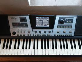 Roland VA-3 keyboard