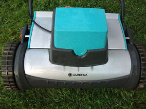 GARDENIA RECHARGEABLE LAWNMOWER
