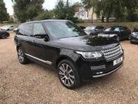 2013 Land Rover Range Rover 3.0 TD V6 Vogue 4x4 5dr (start/stop)