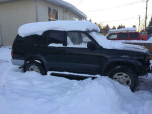 1997 Toyota 4Runner limited $600 FIRM