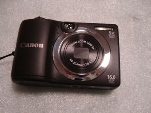 Great little camera - Canon A1400 with 8GB card