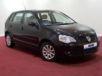 2007 Volkswagen Polo 1.4 SE 5dr