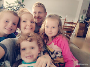 Family of 5 seeking Rental for May 1st