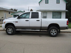2008 Dodge Power Ram 3500 sle Pickup Truck Moose Jaw Regina Area image 3