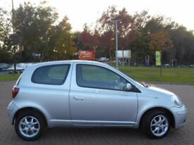 2005 (55) Toyota Yaris 1.3 VVT-i Colour Collection 3 Door