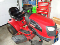 Craftsman YT3500 Lawn Tractor-Never Winter Driven