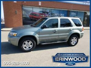 2006 Ford Escape Limited4WD / ROOF / LTHR / ALLOYS