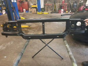 2004-2011 FORD RANGER HEADER PANEL
