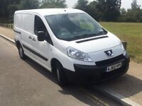 Peugeot Expert NO VAT HDI Panel Van 2010 60 Plate Diesel NEW TURBO 2016 (not transit ford connect)