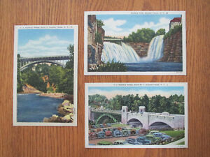 CARTES POSTALES USA  + LIVRE WASHINGTON