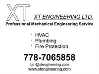 XT Engineering Ltd. -Building Mechanical System Engineer