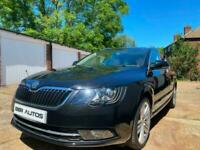 2014 Skoda Superb DSG Auto 15K Miles Main Dealer SH 1 Owner