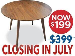 Round Dining Table- Bargain Price $199 Osborne Park Stirling Area Preview