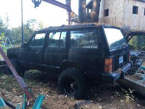 95 Jeep Cherokee