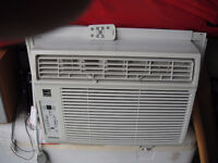 10,000 btu Danby with remote, manufactured 2013 used one summer