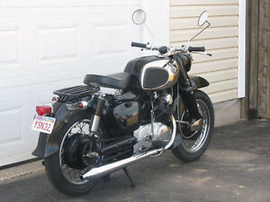 1967 Honda Dream 305 CA77