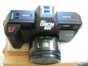 SRZ ORION 500 35mm standard automatic camera- $10 Belleville Belleville Area image 3